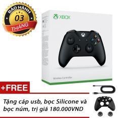 Tay Chơi Game Xbox One S Đen Rẻ