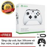 Giá Bán Tay Chơi Game Xbox One S Trắng Trực Tuyến