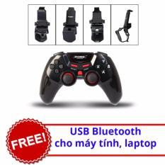 Bán Tay Game Cao Cấp Cho Android Pc Dobe Ti 465 Usb Bluetooth Hà Nội