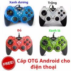 Giá Bán Tay Cầm Chơi Game Chuyen Dụng Cho Fifa Online 3 Pc Cap Otg Android Nhãn Hiệu Game Pad