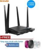Giá Bán Tenda Ac6 Băng Tần Kep 1200 Mbps Wifi Router Wi Fi Repeater Khong Day Wifi Router 11Ac 2 4 Gam Khuyến Mại Chuột Wife Tốt Nhất