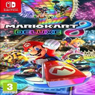 Thẻ Game Switch - Mario Kart 8 thumbnail