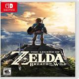 Thẻ Game Switch The Legend Of Zelda Breath Of The Wild Nguyên