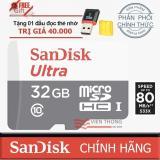 Thẻ Nhớ 32Gb Microsdhc Sandisk Up To 80Mb S Chinh Hang 1 Đầu Đọc Micro Pt Hồ Chí Minh Chiết Khấu