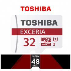 Thẻ nhớ 32gb tốc độ cao Toshiba UHS-1 Micro SDHC Class10 - Chính hãng phân phối