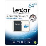 Giá Bán Thẻ Nhớ 64Gb Lexar 300X Microsdhc Uhs 1 Mới Nhất