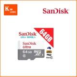 Bán Thẻ Nhớ 64Gb Micro Sdhc Ultra C10 80 Mb S Sandisk Chinh Hang Có Thương Hiệu Nguyên