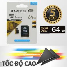 Giá Bán Thẻ Nhớ 64Gb Xtreem Upto Read 90Mb S Write 45Mb S Micro Sdhc Sdxc Uhs U3 Team Hang Phan Phối Chinh Thức Trực Tuyến Vietnam