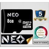 Giá Bán Thẻ Nhớ 8Gb Neo Micro Sdhc Đen Hang Phan Phối Chinh Thức Neo Mới