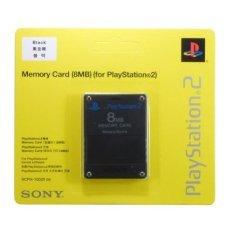 Thẻ nhớ cho PS2 MemoryCard 8Mb (Đen)