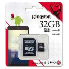 Giá Bán Thẻ Nhớ Kingston 32Gb Sdhc C10 Uhs I 45Mb S Sdc10G2 32Gbfr Mới Nhất