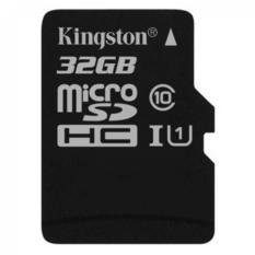 Ôn Tập Thẻ Nhớ Kingston Microsd 32Gb Class 10 Uhs 1 R80 Tốc Độ Đọc 80Mb S Kingston