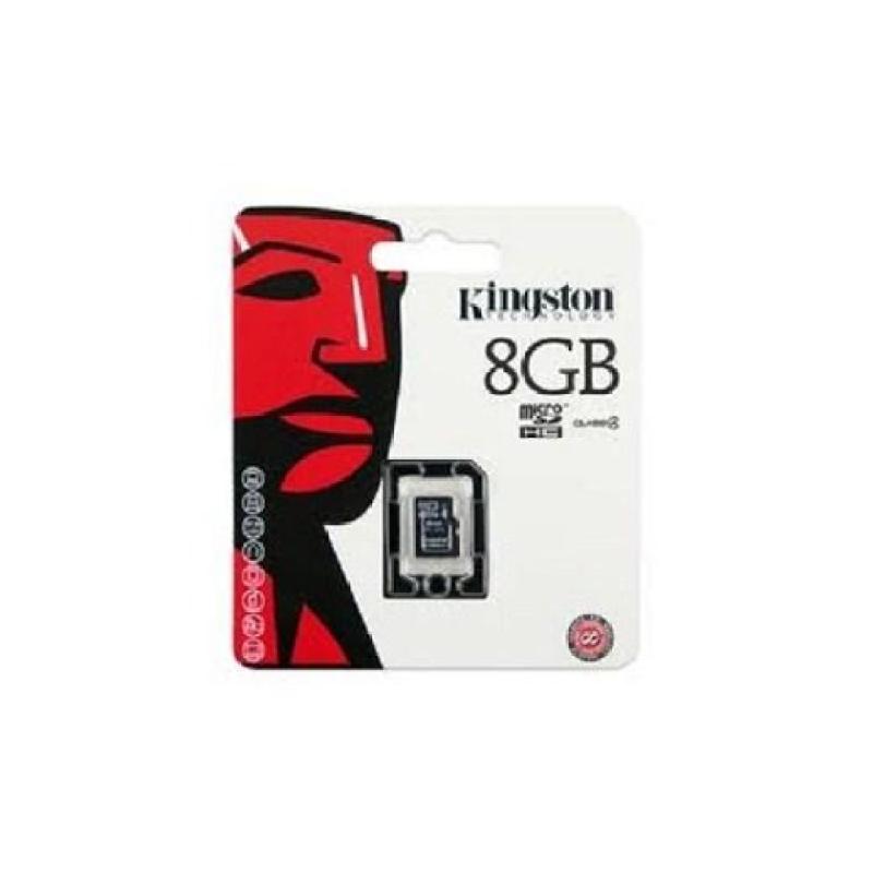Bảng giá Thẻ nhớ Kington 8GB micro SHDC4 - Phong Vũ