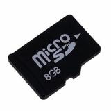 Ôn Tập Trên Thẻ Nhớ Memory Card Micro Sd 8Gb Đen