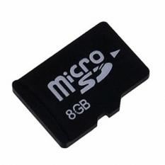 Cửa Hàng Thẻ Nhớ Memory Card Micro Sd 8Gb Đen Rẻ Nhất