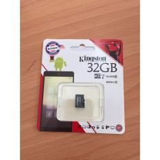 Thẻ Nhớ Micro Sd Kingston 32Gb Hang Fpt Micro Sd Chiết Khấu 50