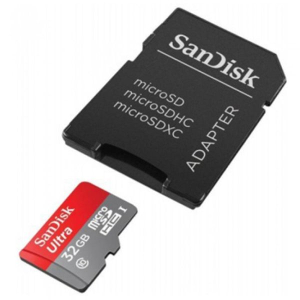 Thẻ nhớ Micro SD Sandisk 32GB 80MB/s