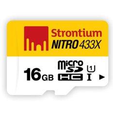 Thẻ nhớ Micro SD Strontium Nitro 16GB Class 10