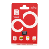 Mua Thẻ Nhớ Microsd Fujitsu 32Gb Class 10 80Mb S Đen Fujitsu Rẻ