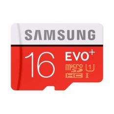 Giá Bán Thẻ Nhớ Microsd Samsung Evo Plus 16Gb 80Mb S Samsung Hồ Chí Minh