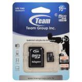 Giá Bán Thẻ Nhớ Microsd Team Class 10 16Gb Tặng Kem Adapter Nguyên Team