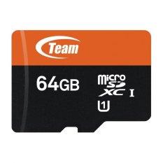 Thẻ nhớ MicroSDHC Class 10 Team 64GB