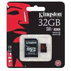 Chiết Khấu Thẻ Nhớ Microsdhc Kingston 32Gb U3 90Mb S Đen Phối Đỏ Kingston