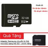 Thẻ Nhớ Microsdhc Noname 32Gb Uhs I U3 Hỗ Trợ 4K Đen Tặng Kem Adapter Samsung Va Hộp Thẻ Hồ Chí Minh