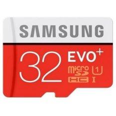 Giá Bán Thẻ Nhớ Microsdhc Samsung Evo Plus 32Gb 80Mb S Đỏ Nguyên