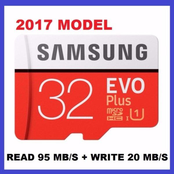 Thẻ nhớ MicroSDHC Samsung EVO Plus 32GB 95MB/s (New 2017)