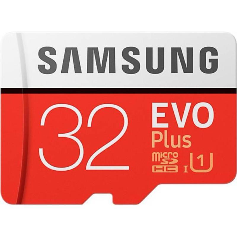 Thẻ nhớ MicroSDHC Samsung EVO Plus 32GB 95MB/s (New 2018)