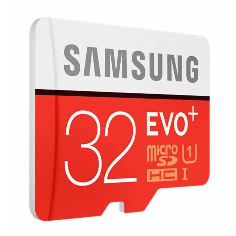 Thẻ nhớ MicroSDHC Samsung EVO Plus 32GB tốc độ 80MB/s
