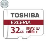 Giá Bán Thẻ Nhớ Microsdhc Toshiba Exceria 90Mb S M302 Ea U3 32Gb Hang Phan Phối Chinh Thức Nguyên Toshiba