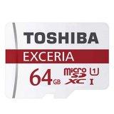 Bán Thẻ Nhớ Microsdhc Toshiba Exceria Uhs I 48Mb S Class 10 64Gb Rẻ Nhất