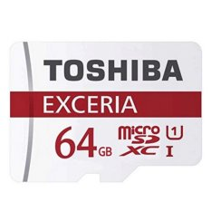 Ôn Tập Tốt Nhất Thẻ Nhớ Microsdhc Toshiba Exceria Uhs I 48Mb S Class 10 64Gb