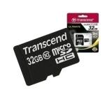 Thẻ Nhớ Microsdhc Transcend Class 10 32Gb Đen Transcend Chiết Khấu 30