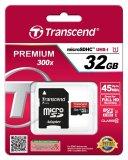 Thẻ Nhớ Microsdhc Transcend Premium Class 10 Uhs I 32Gb Đen Trong Hồ Chí Minh