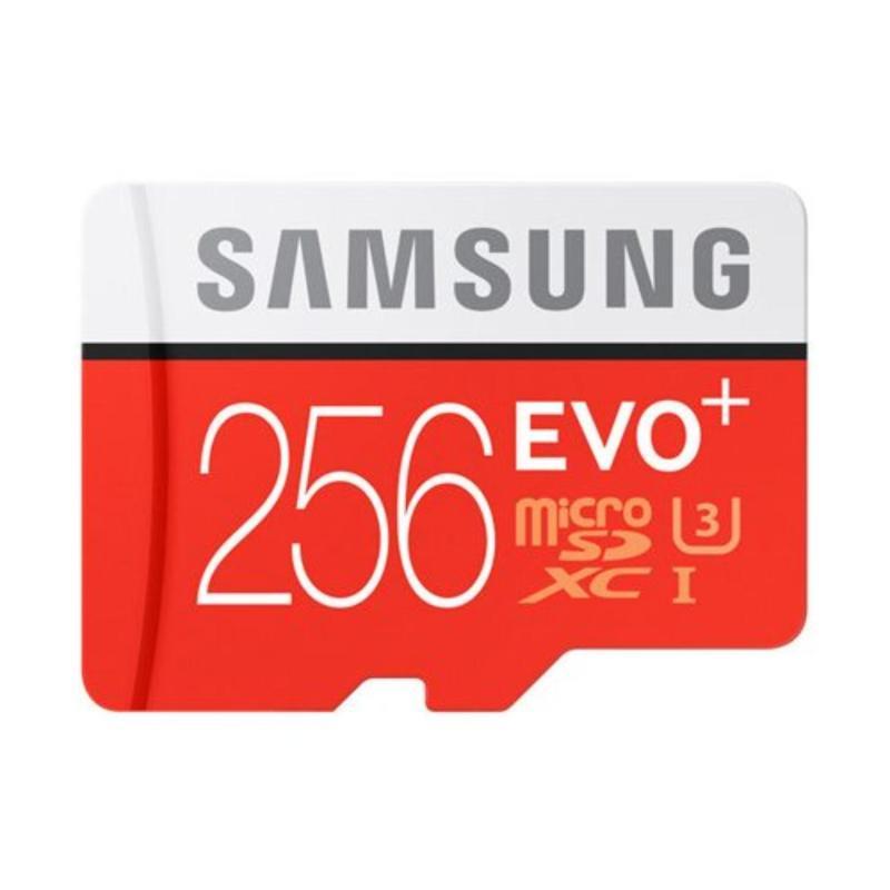 Thẻ Nhớ MicroSDXC Samsung EVO Plus 256GB 95MB/s - Hãng Phân Phối Chính Thức
