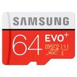 Chiết Khấu Thẻ Nhớ Microsdxc Samsung Evo Plus 64Gb 80Mb S Đen Samsung