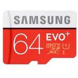 Bán Thẻ Nhớ Microsdxc Samsung Evo Plus 64Gb 80Mb S Đỏ Có Thương Hiệu Rẻ