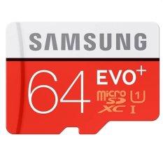 Mua Thẻ Nhớ Microsdxc Samsung Evo Plus 64Gb 80Mb S Đỏ Trong Hồ Chí Minh