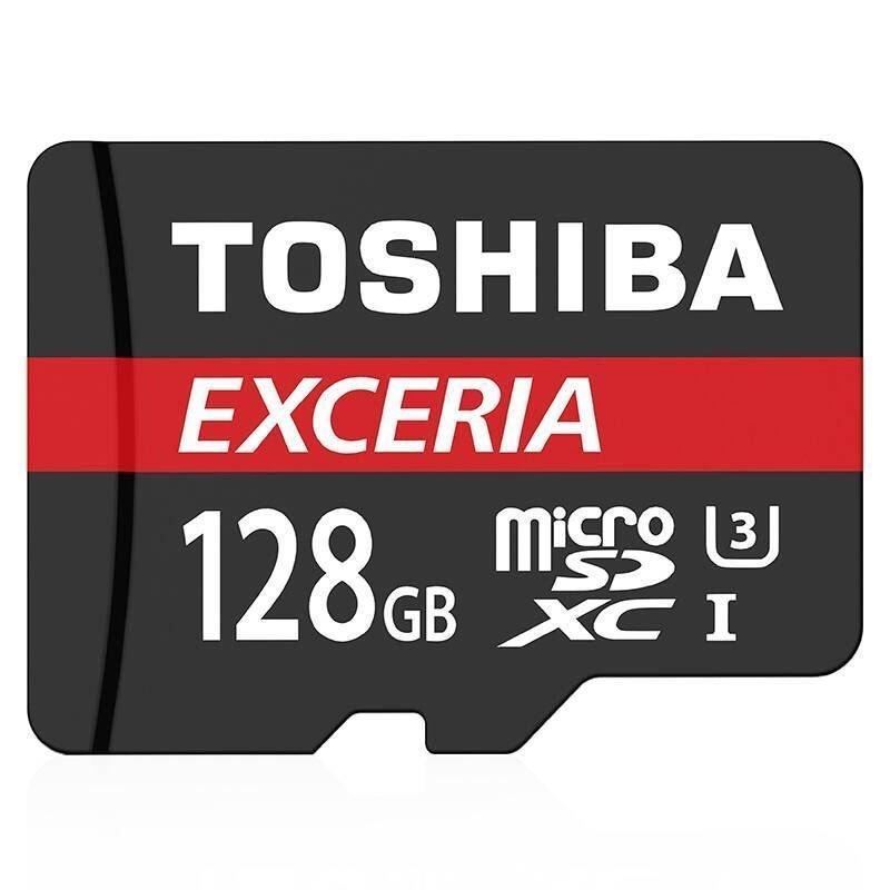 Thẻ nhớ MicroSDXC Toshiba Exceria U3 128GB 90MB/s (Đen)