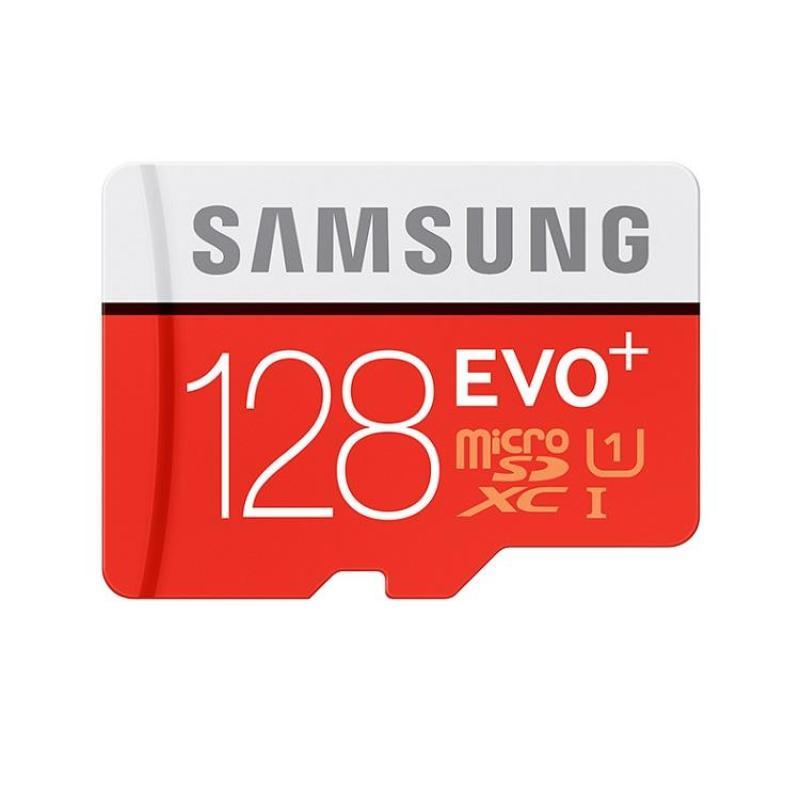 Thẻ nhớ Samsung 128GB Plus Evo chính hãng - Hàng nhập khẩu