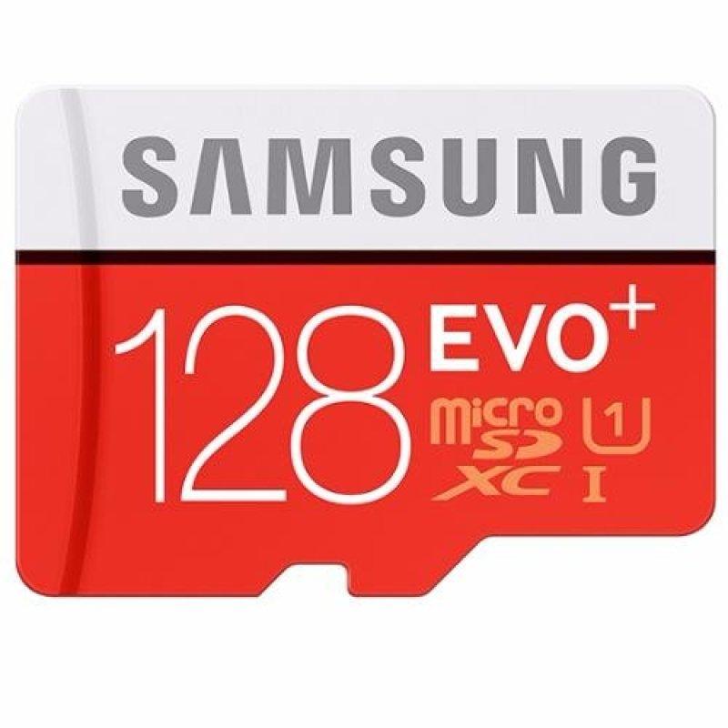 Thẻ nhớ Samsung Evo dung lượng 128GB tốc độ ghi đọc 80Mb/s (Đỏ)