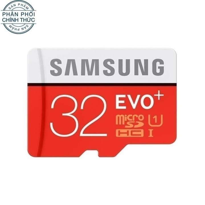 Thẻ nhớ Samsung Evo Plus 32GB 95M/s - Quay Phim...