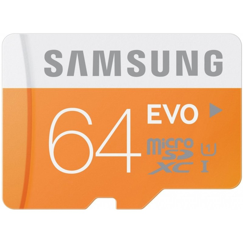Thẻ nhớ Samsung MicroSD EVO Class 10 64GB