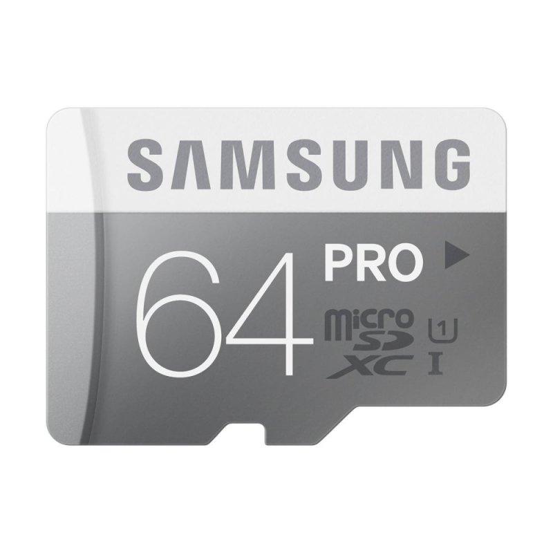 Thẻ nhớ Samsung Pro 64GB (Đen)