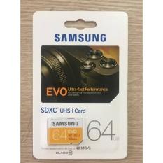 Chiết Khấu Thẻ Nhớ Samsung Sdxc 64Gb 48Mb S Hà Nội