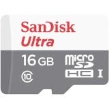 Ôn Tập Trên Thẻ Nhớ Sandisk Micro Sd Ultra 16Gb 48Mb S