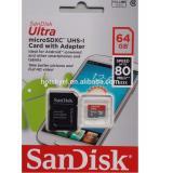 Ôn Tập Thẻ Nhớ Sandisk Microsd Ultra Class 10 64Gb Mới Nhất